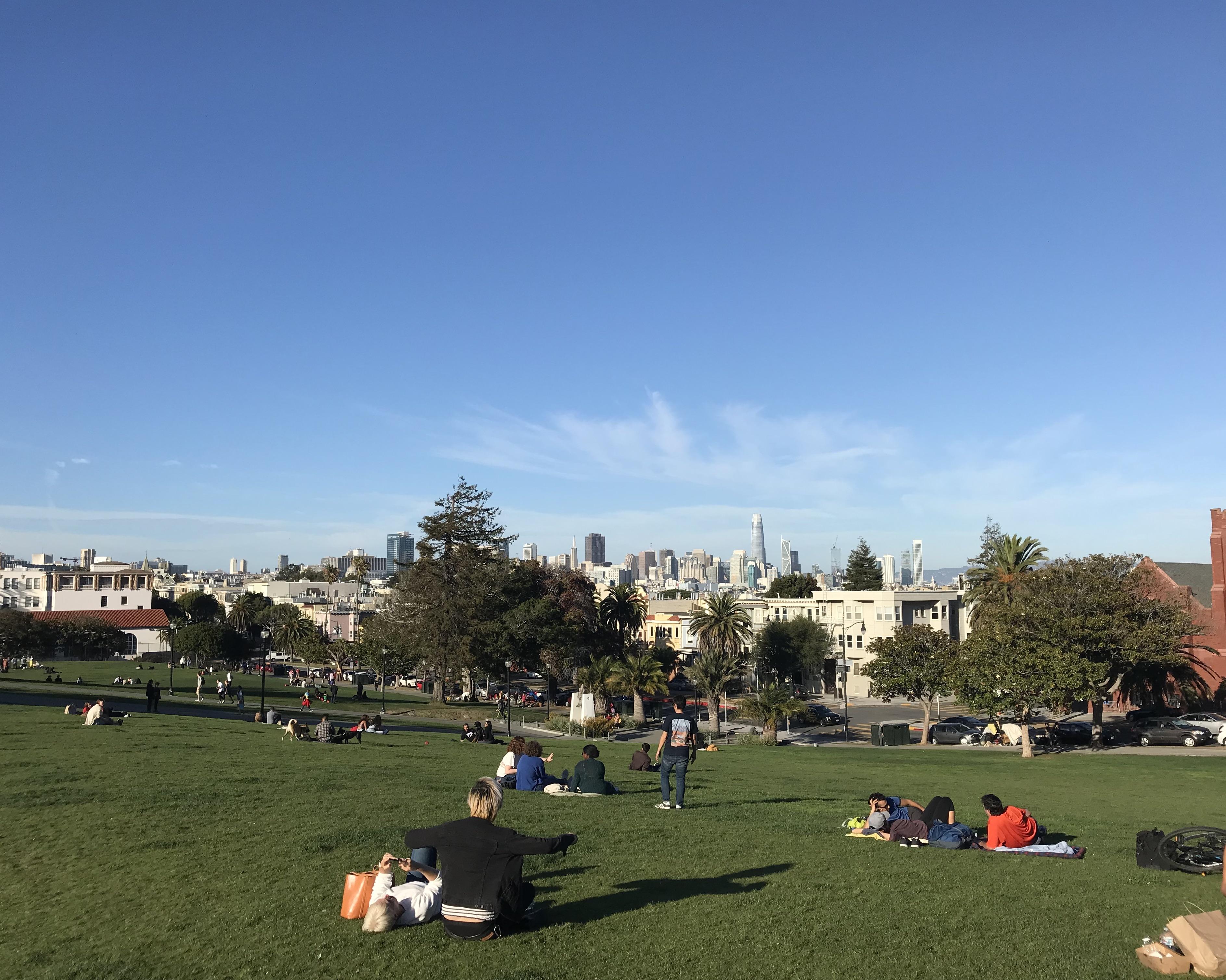 Dolores Park SF